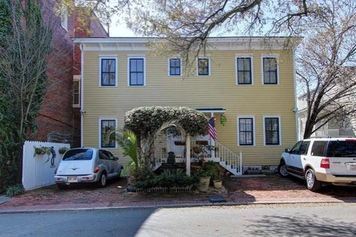 Green Palm Inn à Savannah