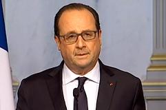 Hollande décrète l'état d'urgence sw