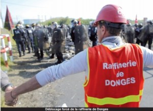 evacuation donge