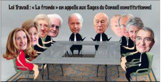 conseil constitutionnel Ve République