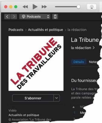 podcast s abonner