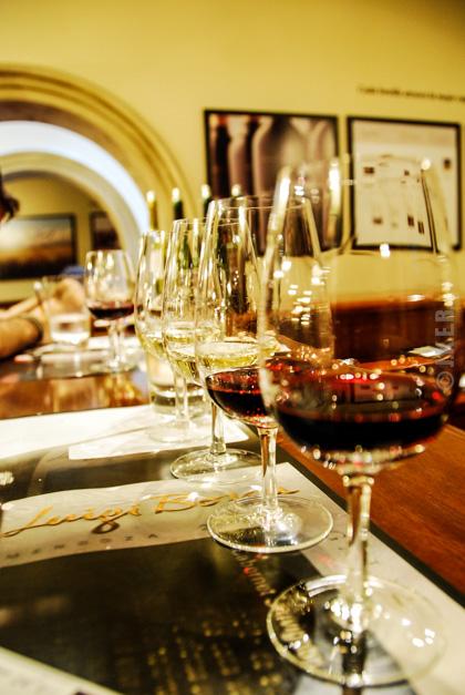 bodega tour & wine tasting