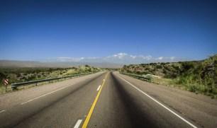Άνδεις και η κορυφή Aconcagua