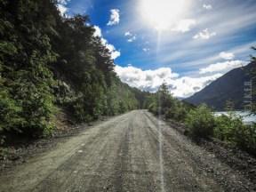 Τα τελευταία χιλιόμετρα στην ruta 71