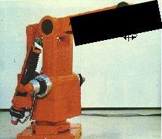 Robot que quiere salir del armario