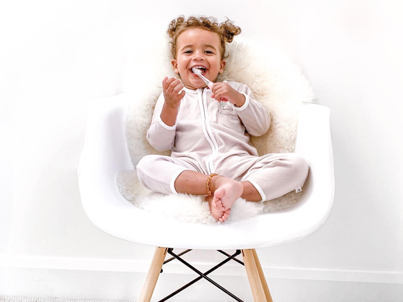 Making tooth brushing fun for toddlers