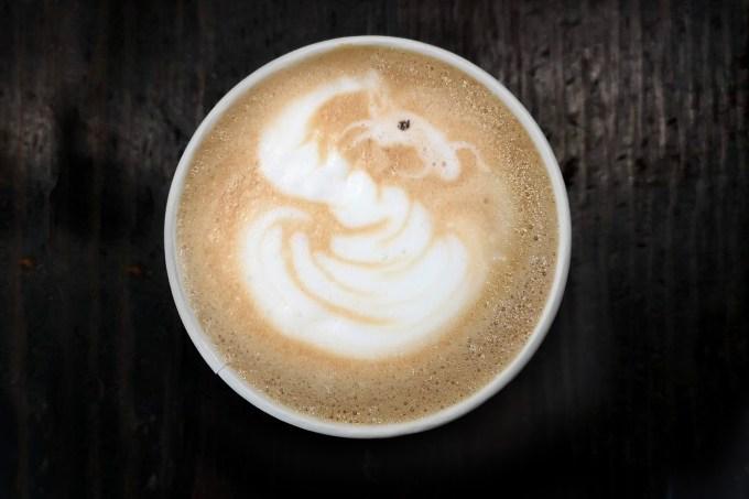 Dragon - Latte Art