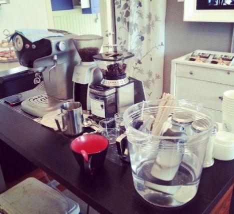 Latte Art Love - Javeda Spring Trunk Sale
