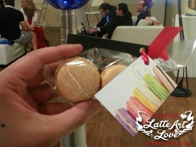 Macarons from Yann Haute Patisserie