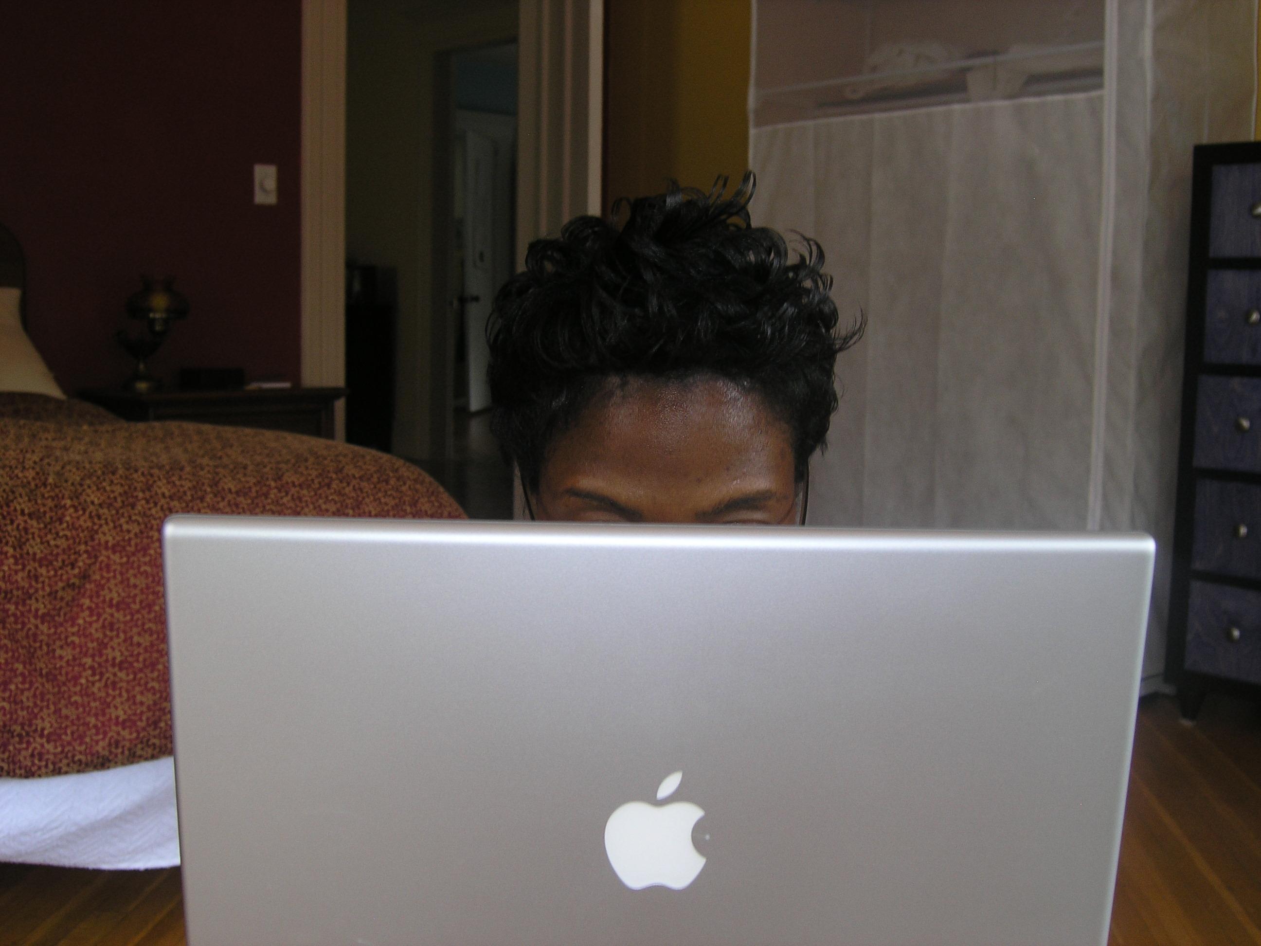 Facing Computer