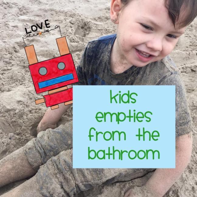 kids empties