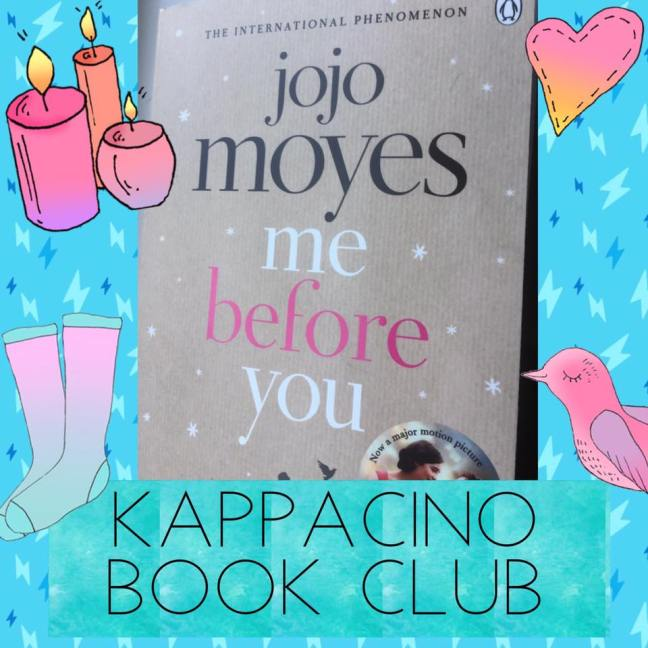 Me Before You KappaCino Book Club