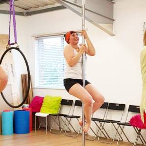 twirl fit pole dancing fitness