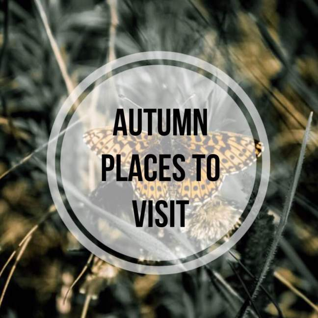 autumn places to visit