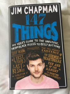 147 things book Jim Chapman favourites