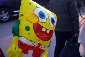 Sponge Bob Square Pants cartoons