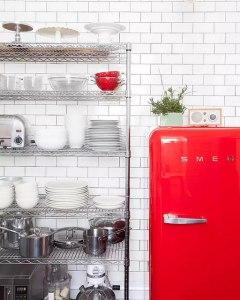 house hacks and chores || smeg fridge