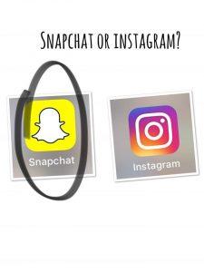 social sundays || the big quiz || snapchat or instagram