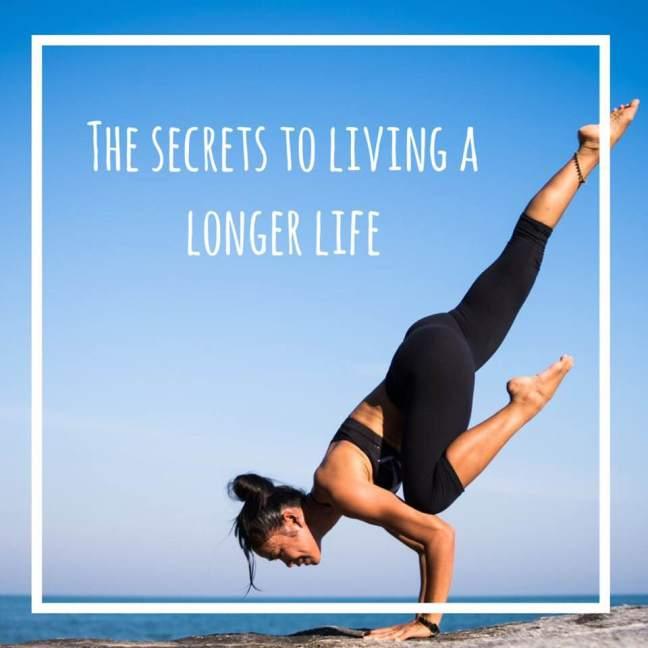 the secrets to living a longer life