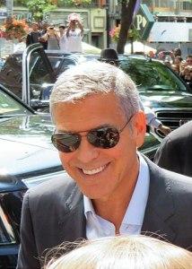 George Clooney dental