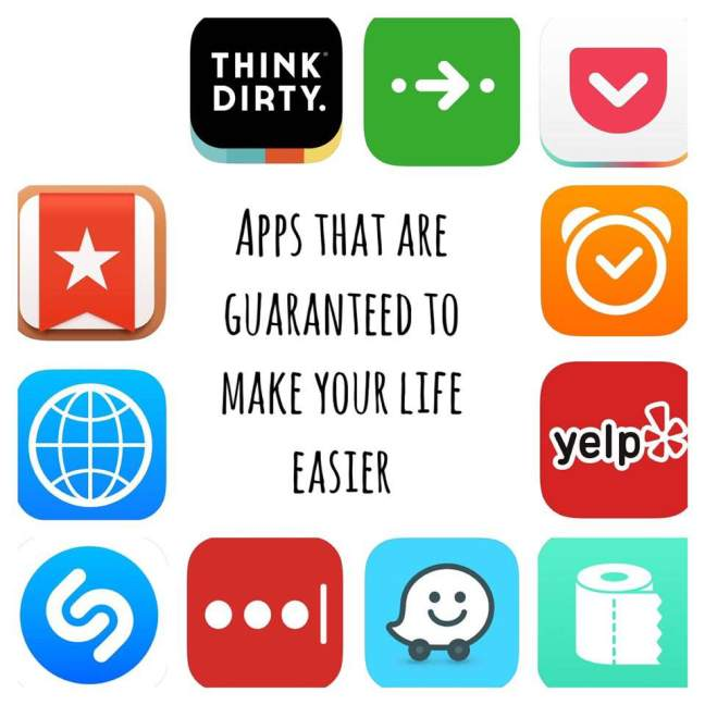 Apps That Are Guaranteed To Make Your Life Easier