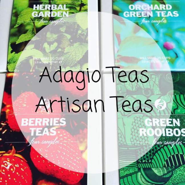 Adagio Teas || Artisan Tea