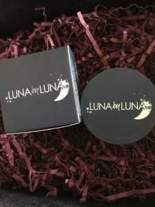 Luna by Luna Cosmetics || Translucent Powder || Glossy box unboxing October 2018