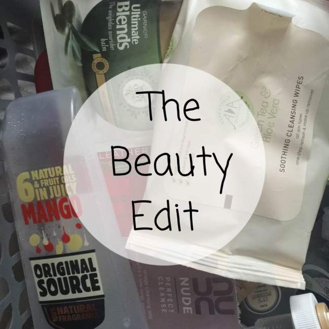 The Beauty Edit || October 2018