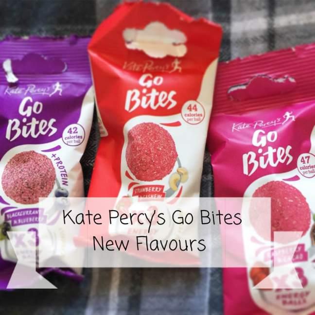Go Bites || New Flavours