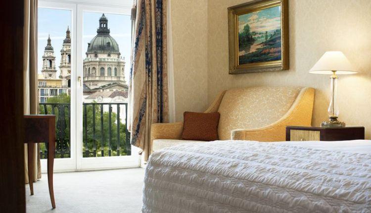 Budapest hotel to be managed under Ritz-Carlton