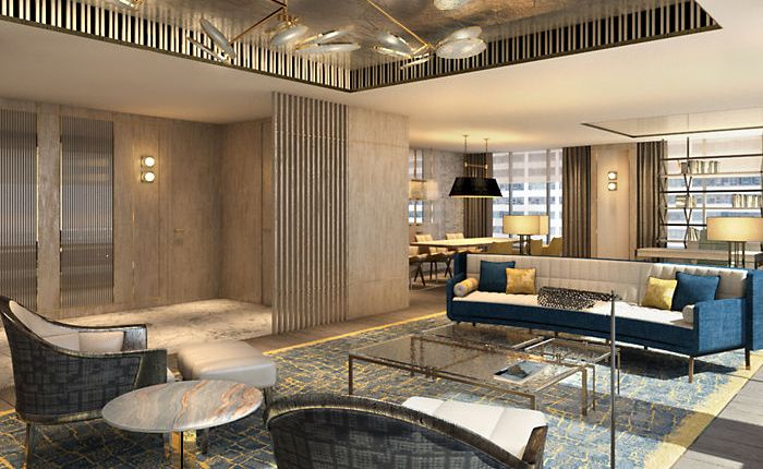 The Landmark Mandarin Oriental, Hong Kong, unveils The Apartment Suite