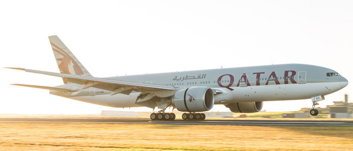 Historic moment for Qatar Airways as it launches the world's longest flight on new Auckland service