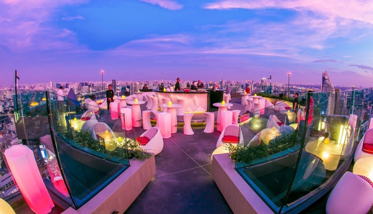 New Champagne rooftop bar opens in Bangkok