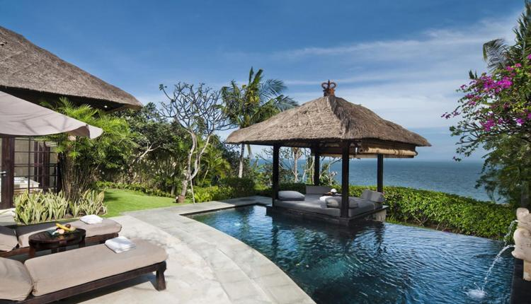 The Villas at AYANA Resort Bali land coveted spot in Forbes Travel Guide