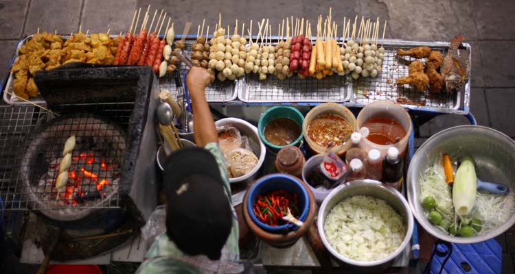 Culinary Travel with Trails of Indochina