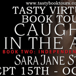 {Blog Tour} ARC Review + Giveaway: Caught In The Act by Sara Jane Stone