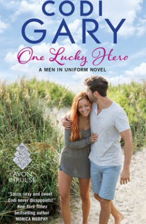 4 reasons to read One Lucky Hero by Codi Gary