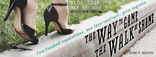 The Way to Game the Walk of Shame | Blog Tour ARC Review + Giveaway
