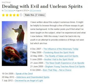 posts-on-evil-spirits