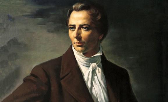 portrait of Joseph Smith Jr.