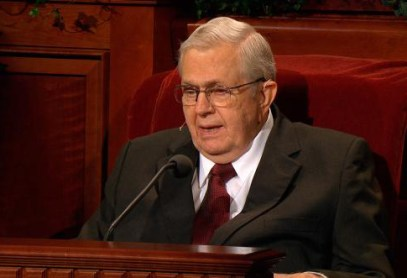 President Boyd K. Packer: A Rich and Full Life