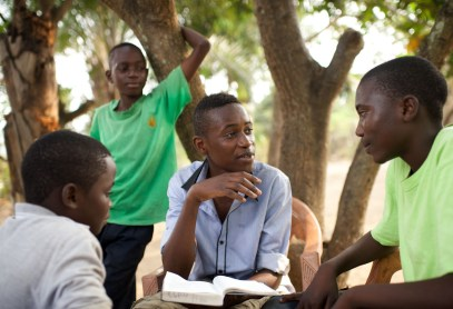 Four Ways to Be an Everyday Missionary