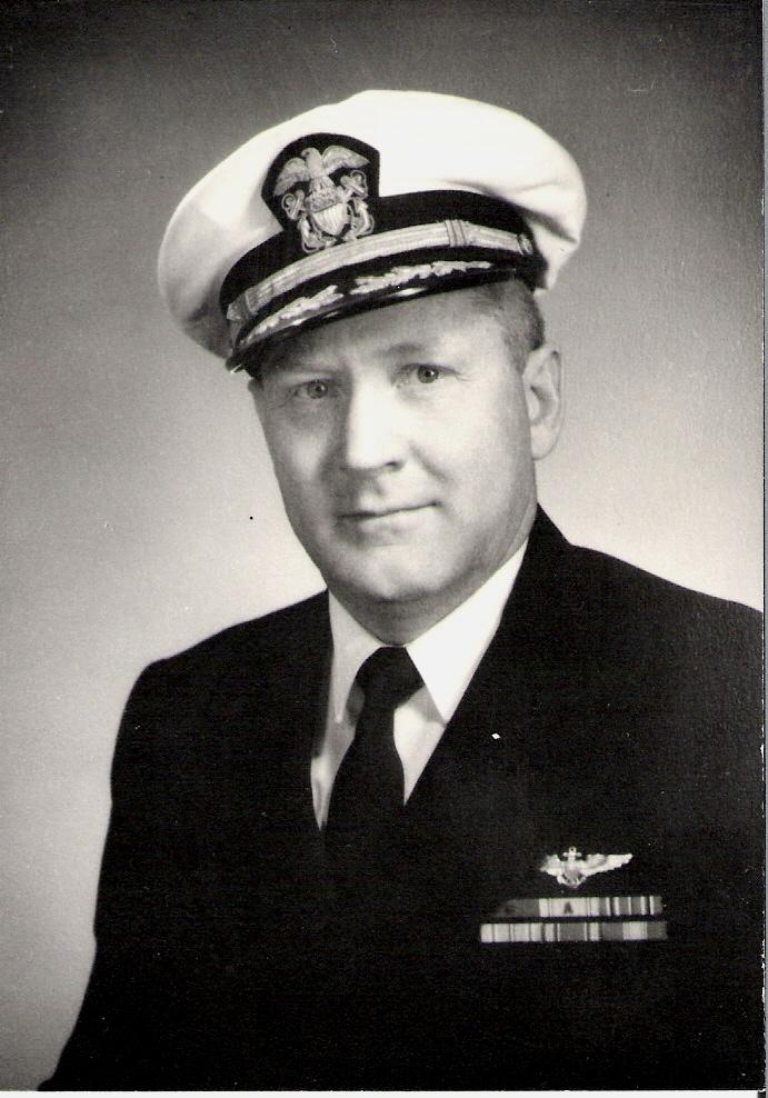 Commander Dallis Joseph Christensen