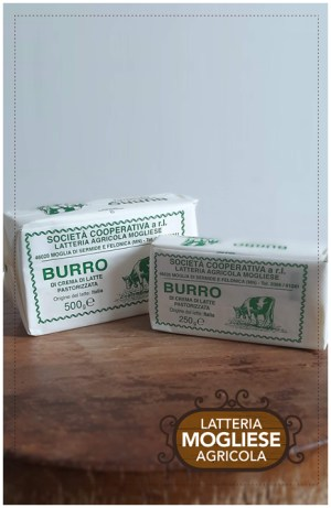 Il nostro Burro Speciale