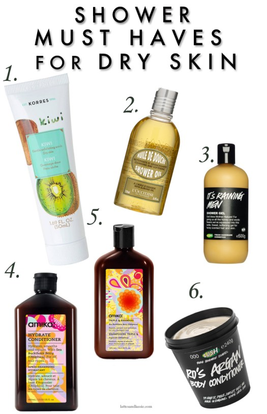 Shower-Must-Haves-For-Dry-Skin