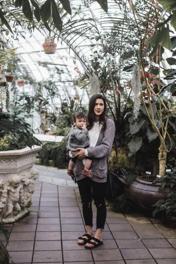 San Francisco Flower Conservatory