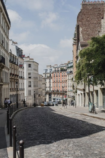 Montmartre Charming Streets