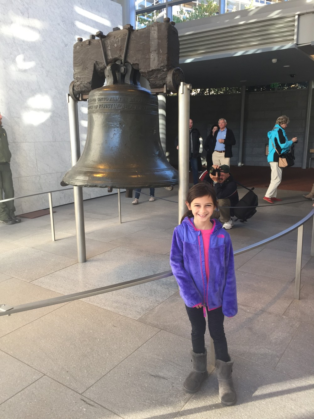 Rachel and the Liberty Bell