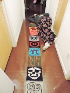 hallway drama