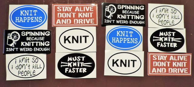 Bumper Stickers by Zippy Pins